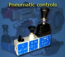 sterowniki pneumatyczne